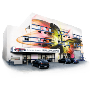 Building Wraps| Building Wrap Advertising | Get a Quote | Jetline