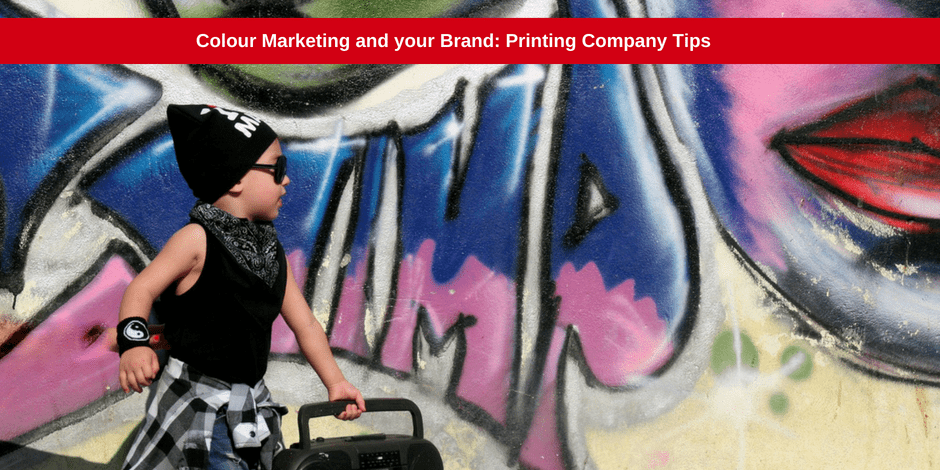 Colour marketing and your brand