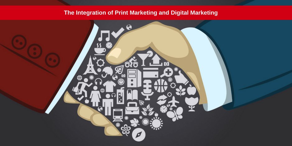 the integration of print marketing
