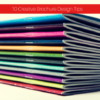 10 Creative Brochure Design Tips