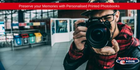 Personalised Printed Photobooks